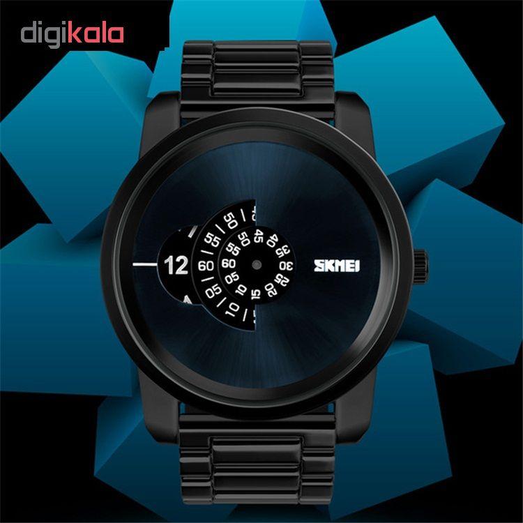 کد تخفیف                                      ساعت مچی عقربه ای مردانه اسکمی مدل 1171