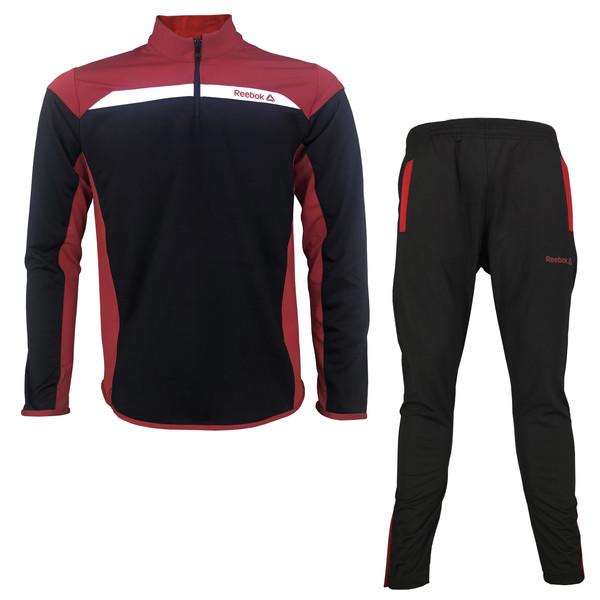 ست گرمکن و شلوار ورزشی مردانه مدل R-R99