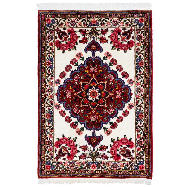 فرش دستباف ذرع و نیم سی پرشیا کد 178050