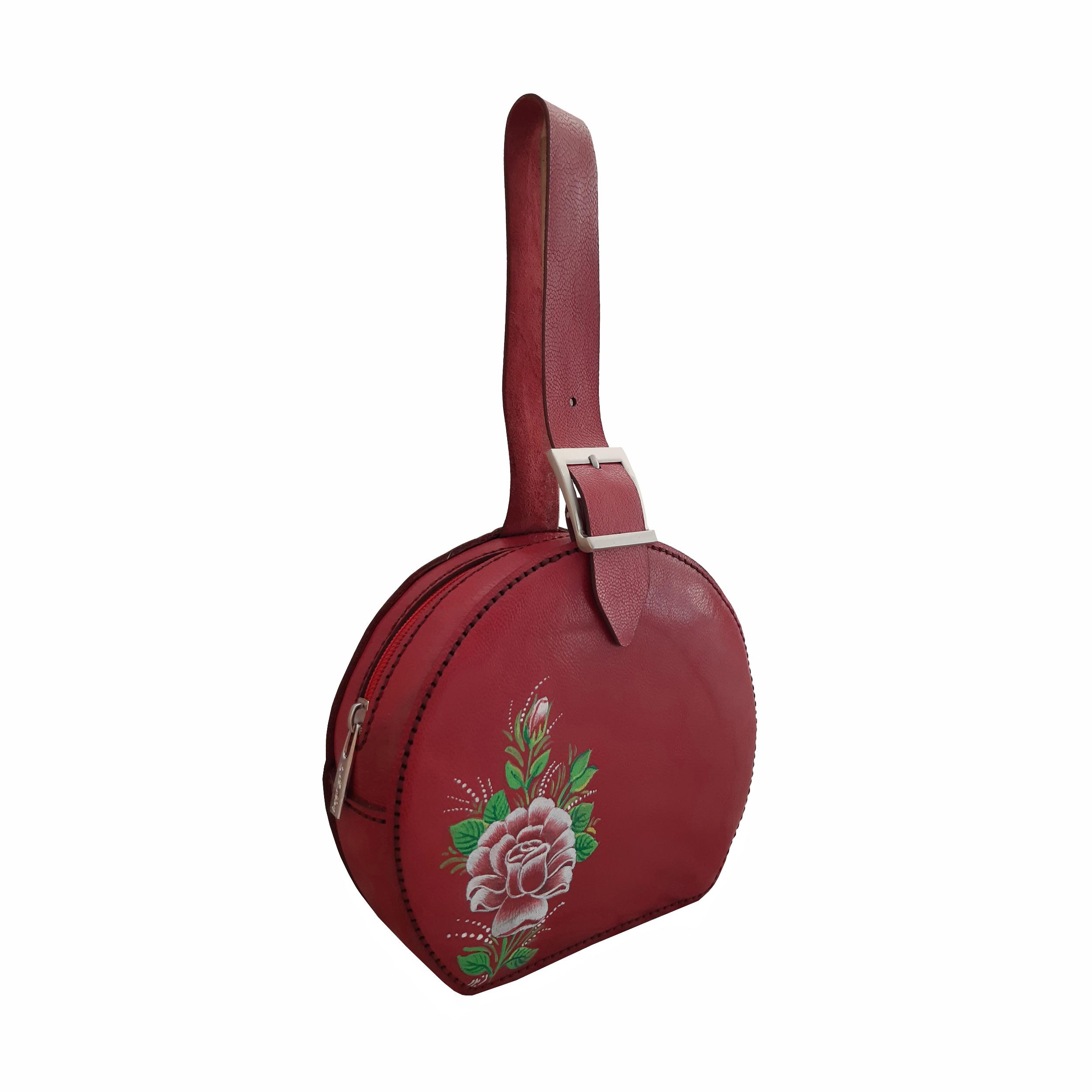 کیف دستی چرمی توراکو مدل A101P