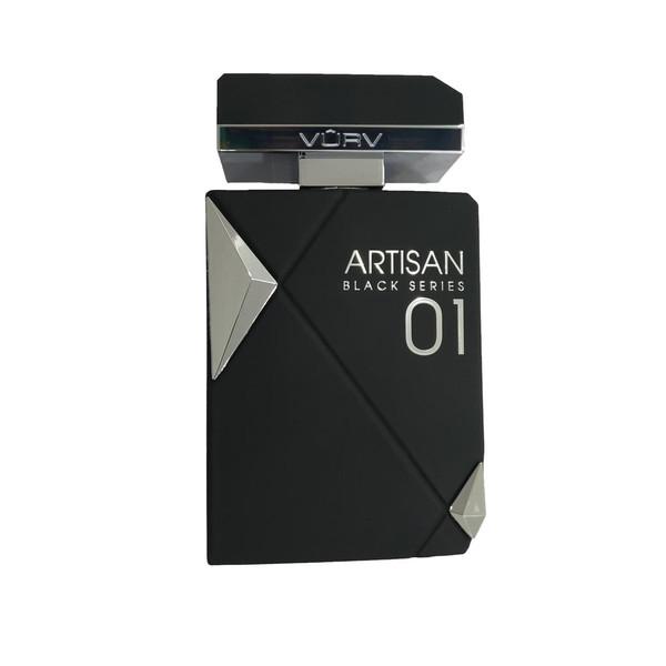 ادو پرفیوم مردانه وُرو مدل ARTISAN BLACK SERIES حجم 100 میلی لیتر