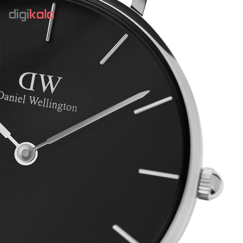 ساعت مچی عقربه ای زنانه دنیل ولینگتون مدل PETITE STERLING              ارزان