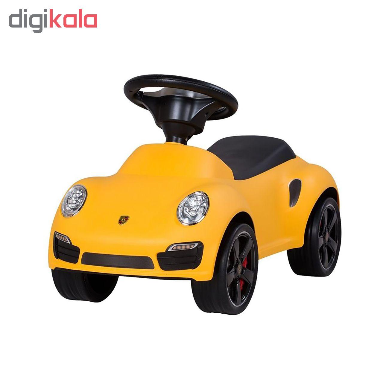 ماشین بازی راستار مدل Porsche 911
