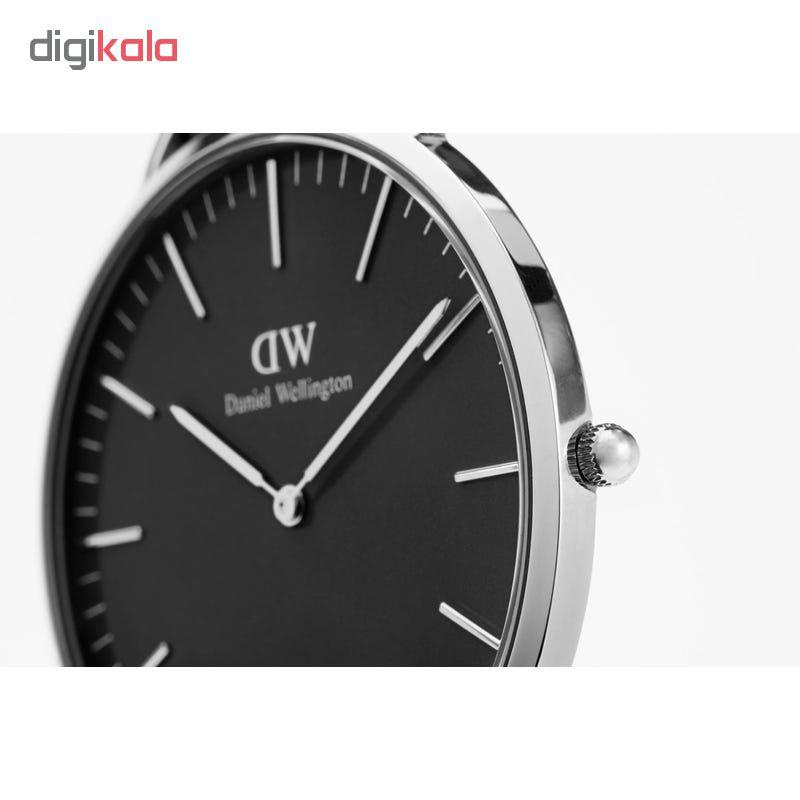 کد تخفیف                                      ساعت مچی عقربه ای مردانه  مدل CLASSIC BAYSWATER                     غیر اصل