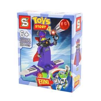 ساختنی اس وای مدل داستان اسباب بازی ها 4 زورگ کد SY6699-6