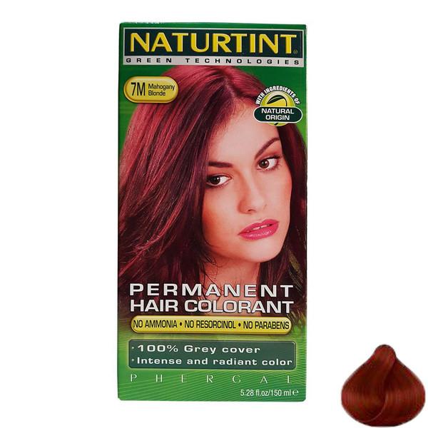 کیت رنگ مو ناتورتینت شماره 7M