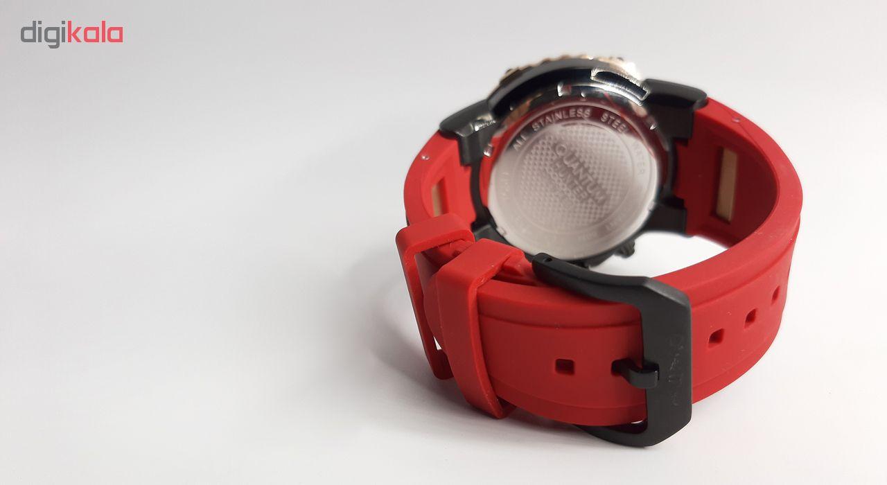 ساعت مچی  مردانه کوانتوم مدل HNG794.858              اصل
