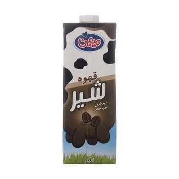 شیر قهوه میهن حجم 1 لیتر