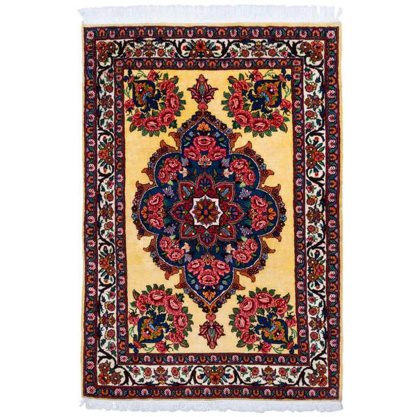 فرش دستباف ذرع و نیم سی پرشیا کد 178056