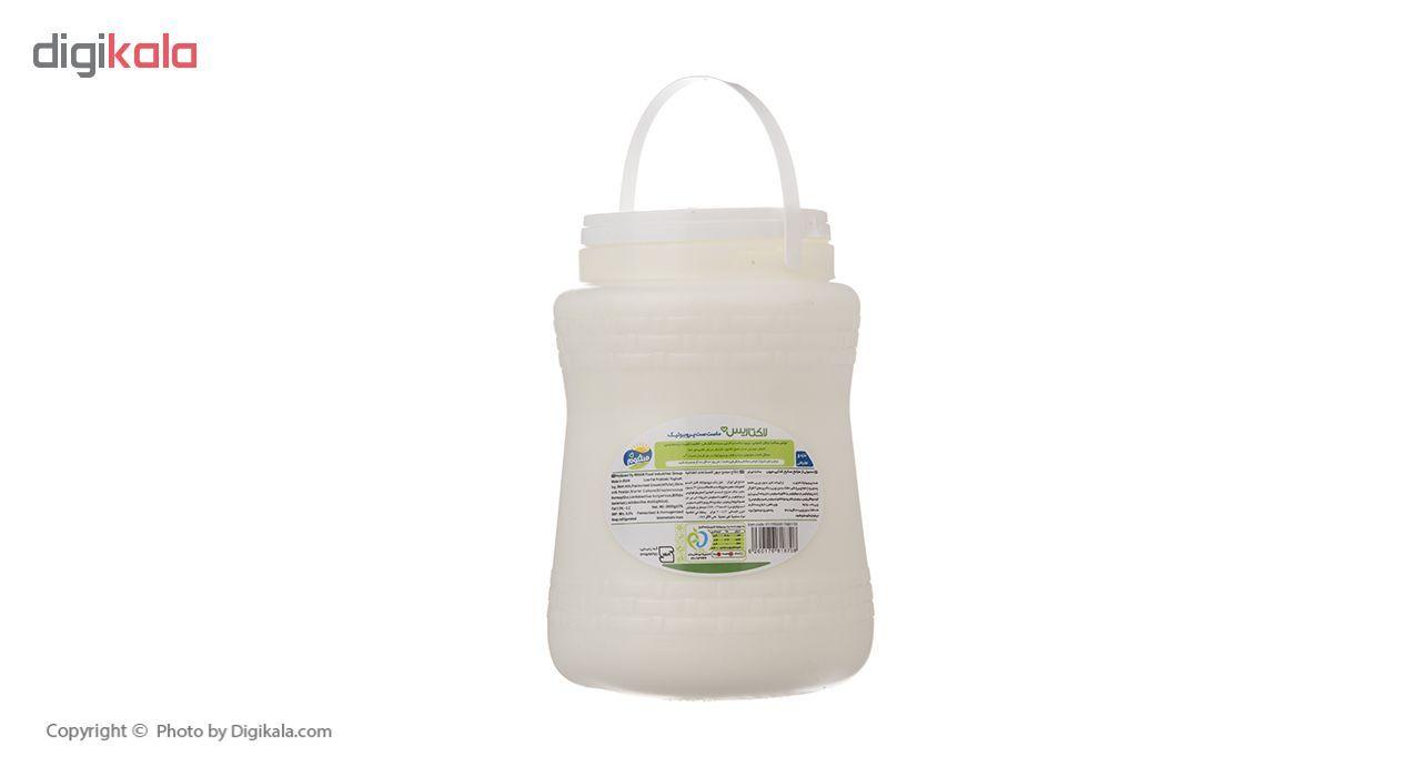 ماست ست لاکتاریس پروبیوتیک میهن مقدار 2 کیلو گرم main 1 2