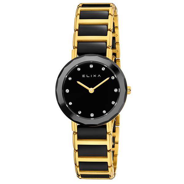 ساعت مچی عقربه ای زنانه الیکسا کد E102-L404