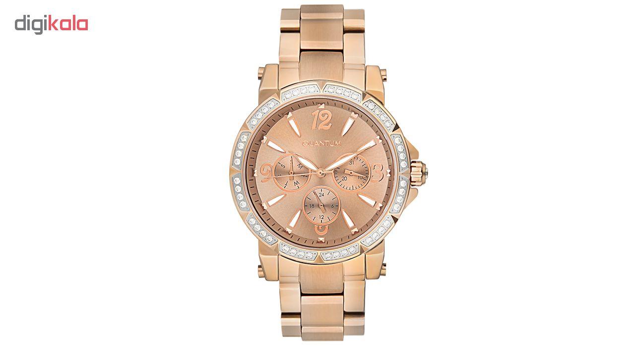 ساعت مچی عقربه ای زنانه  کوانتوم کد IML424.410              ارزان