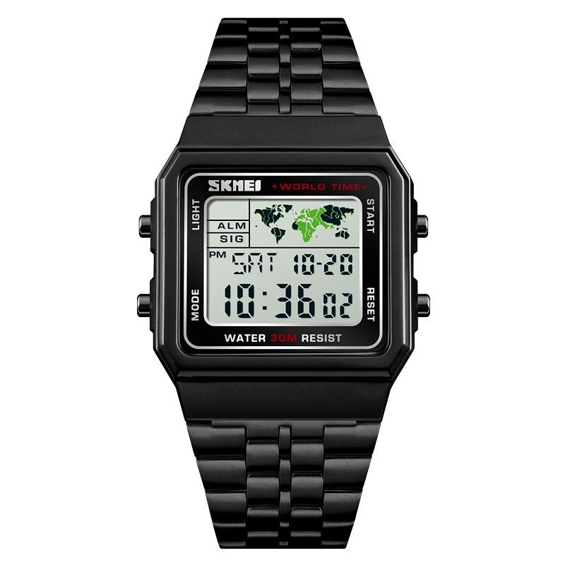 ساعت مچی دیجیتال  اسکمی مدل 1338
