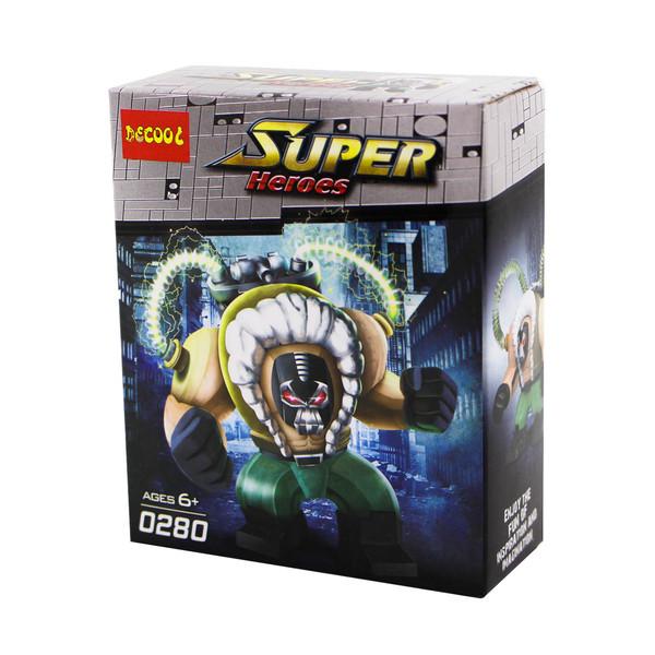 ساختنی دکول مدل سوپر هیرو بن کد 0280