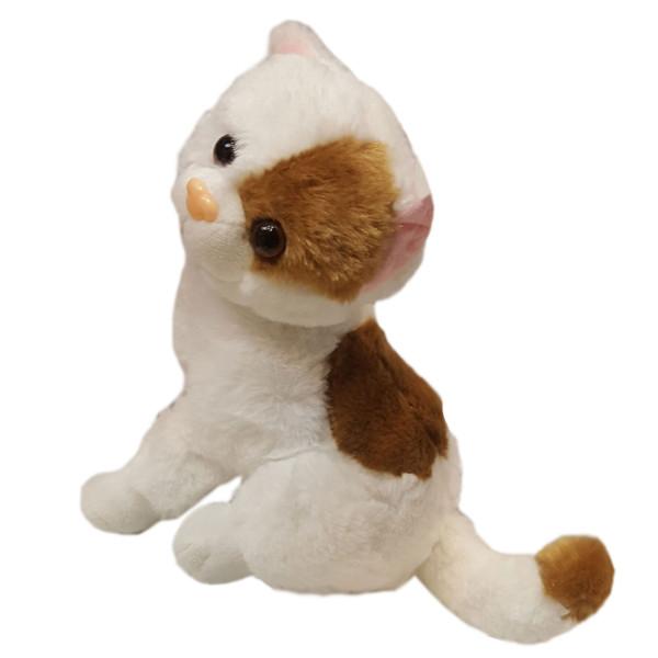 عروسک ام ۳ طرح گربه ارتفاع 25 سانتی متر