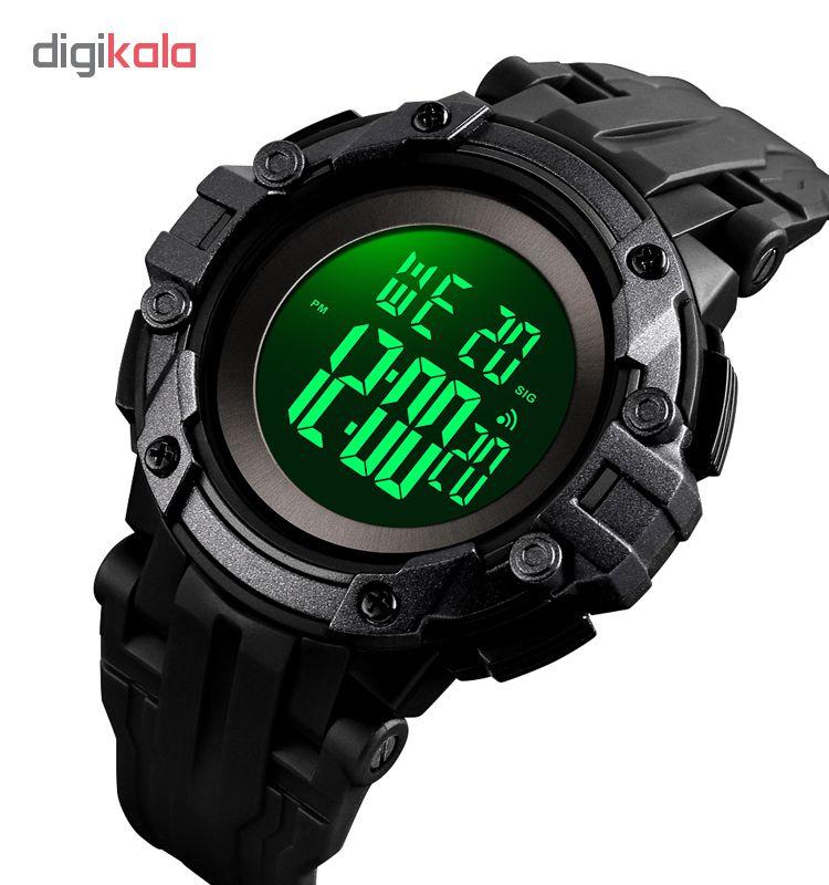 ساعت مچی دیجیتال مردانه اسکمی مدل 1545             قیمت