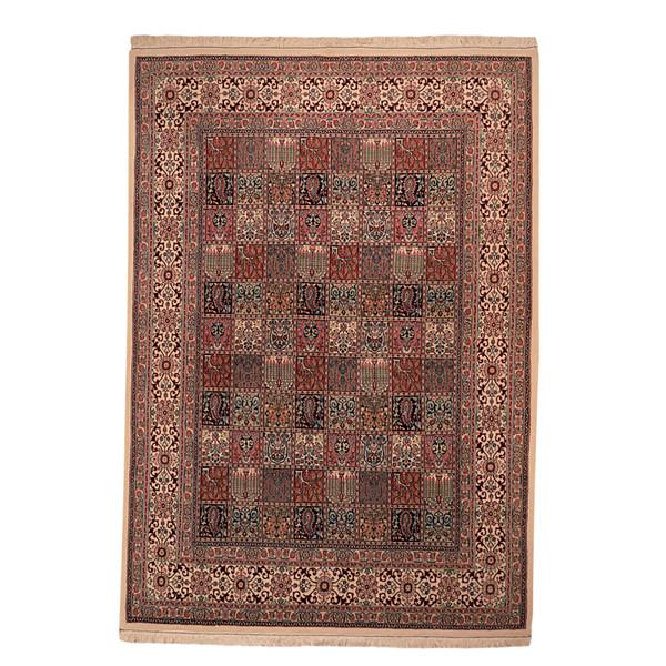 فرش دستبافت شش و نیم متری گالری نور کد H1946