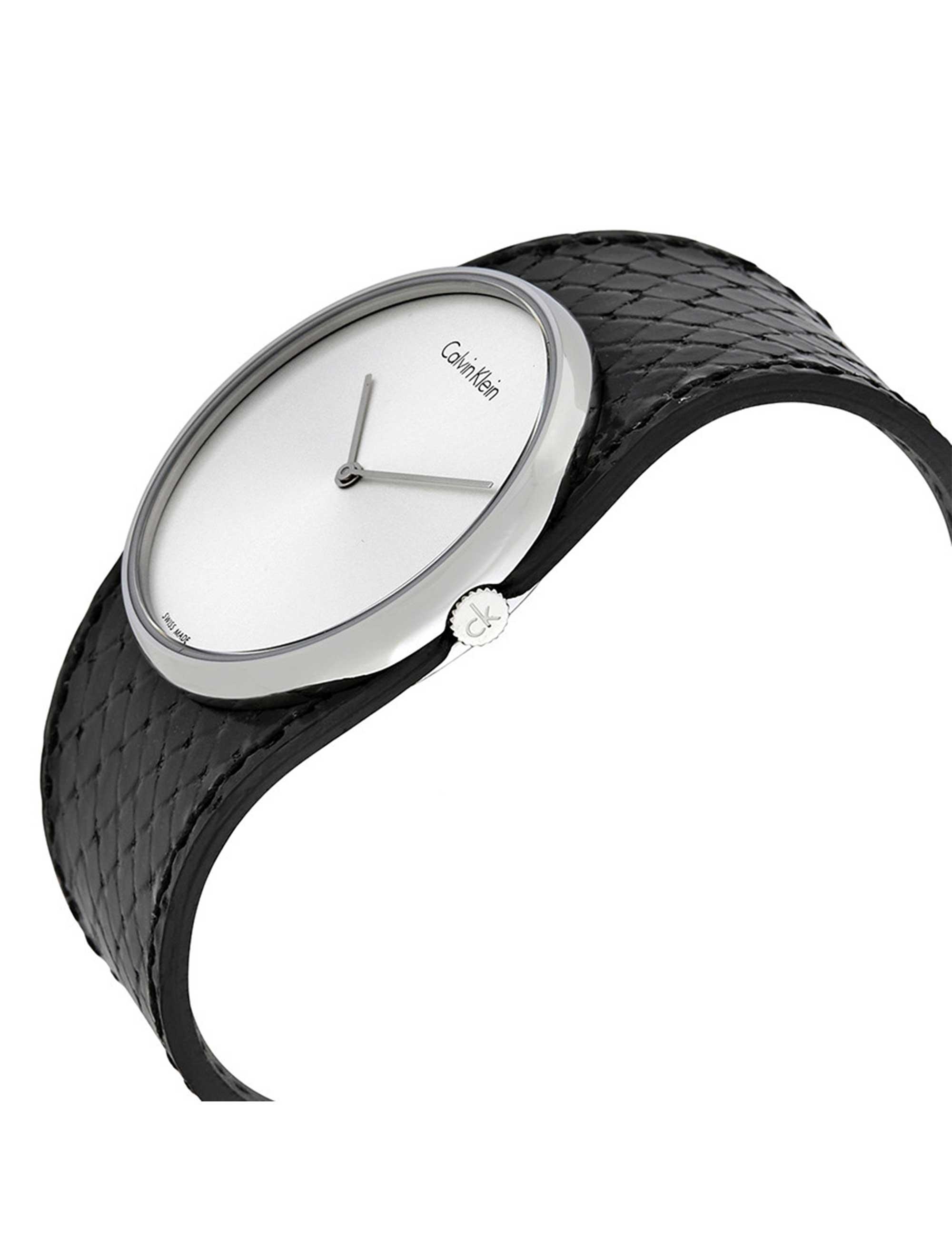 ساعت مچی عقربه ای زنانه کلوین کلاین مدل K5V231.C6              ارزان