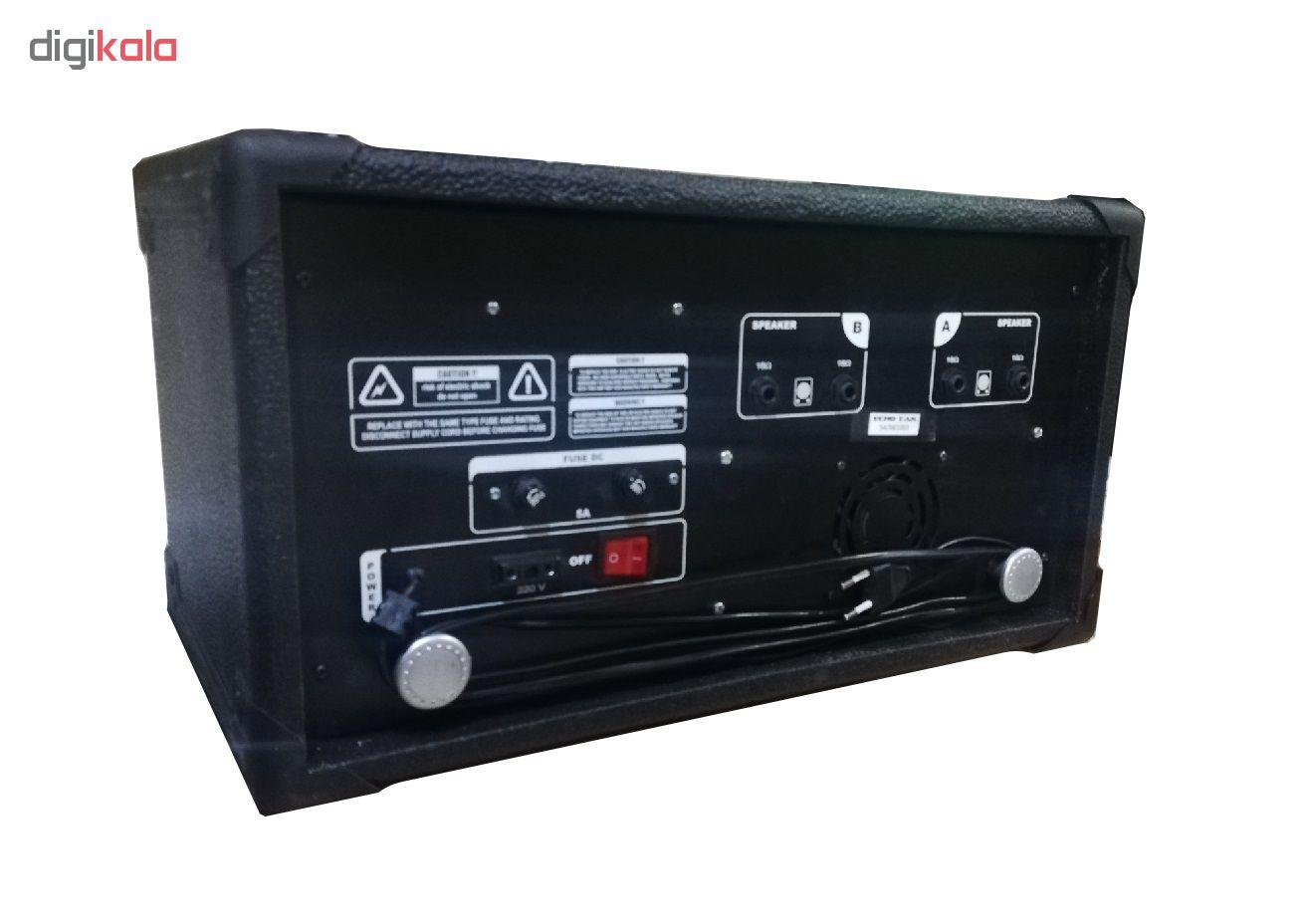 اکو آمپلی فایر اکوتک مدل 5420