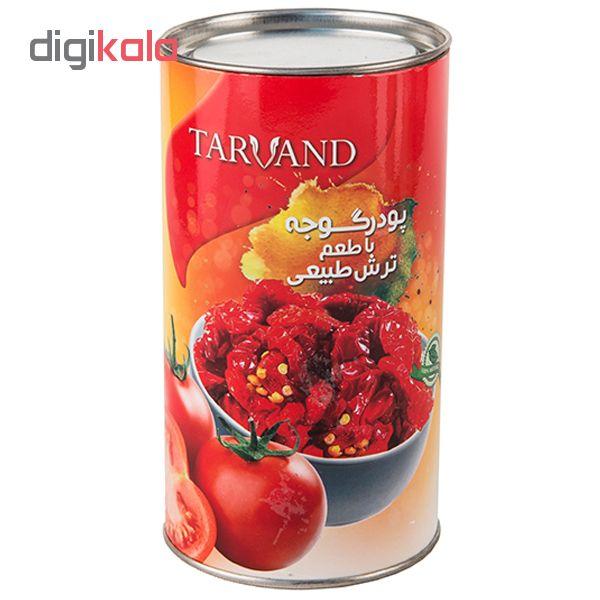 پودر گوجه فرنگی تروند مقدار 200 گرم