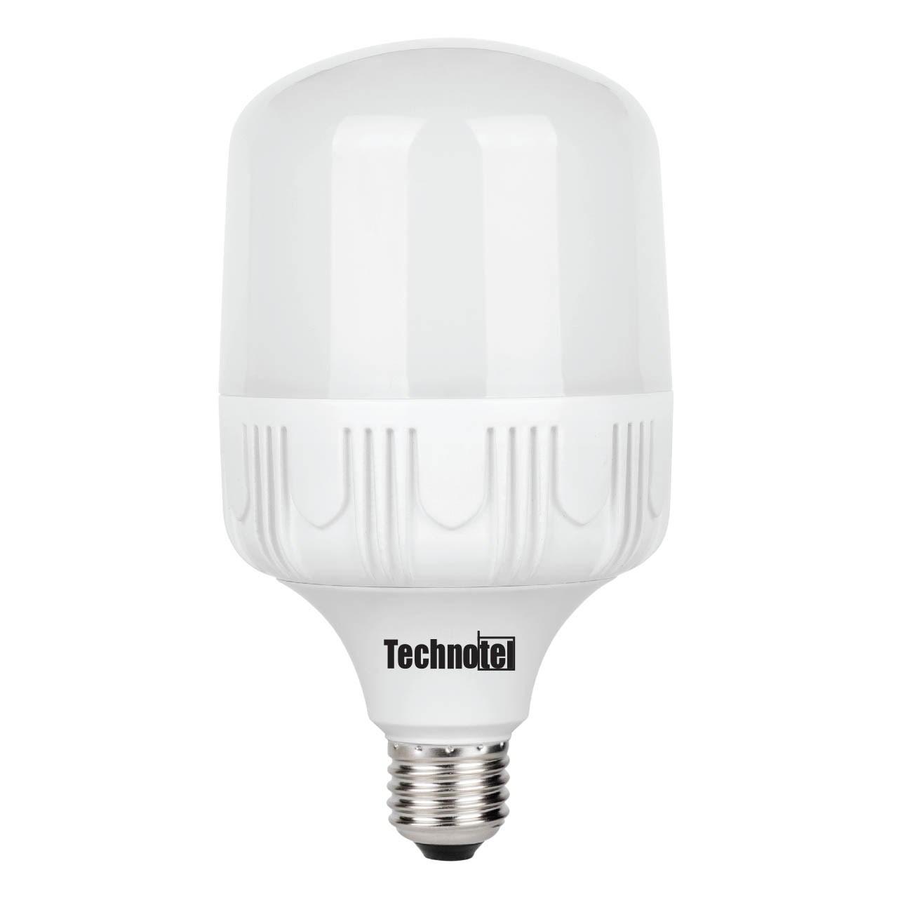 لامپ ال ای دی 30 وات تکنوتل مدل استوانه  پایه E27
