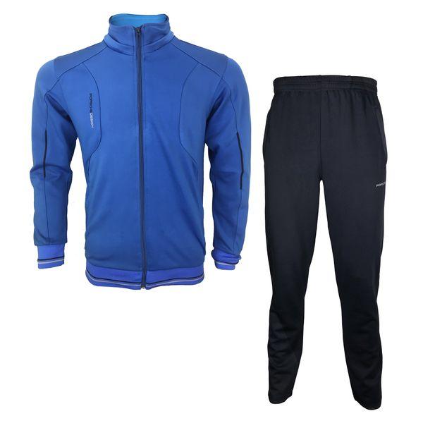 ست گرمکن و شلوار ورزشی مردانه مدل P-BU04 غیر اصل