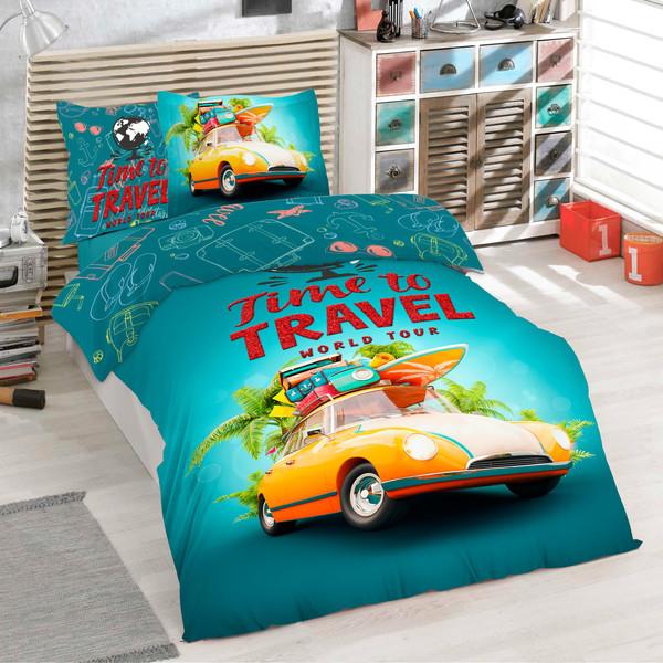 سرویس خواب زاراهوم مدل Adventure یک نفره 5 تکه