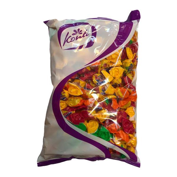 پاستیل میوه ای کنتی مقدار 1 کیلوگرم
