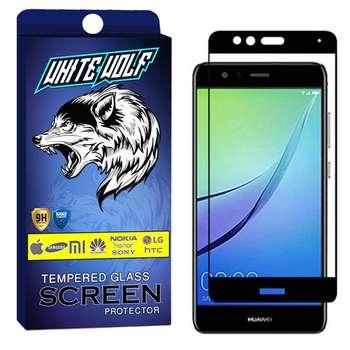 محافظ صفحه نمایش وایت ولف مدل WGF مناسب برای گوشی موبایل هوآوی P10 Lite