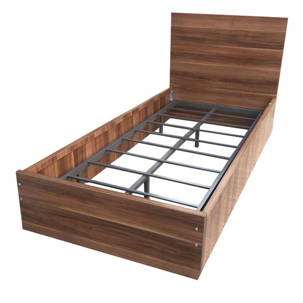 تخت خواب یک نفره مدل AK_B_AlbrzV سایز 90x200 سانتی متر