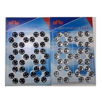 دکمه قابلمه ای مدل TWB-36 بسته 72 عددی