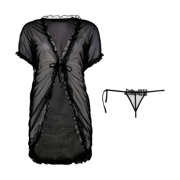 لباس خواب زنانه کد PL151