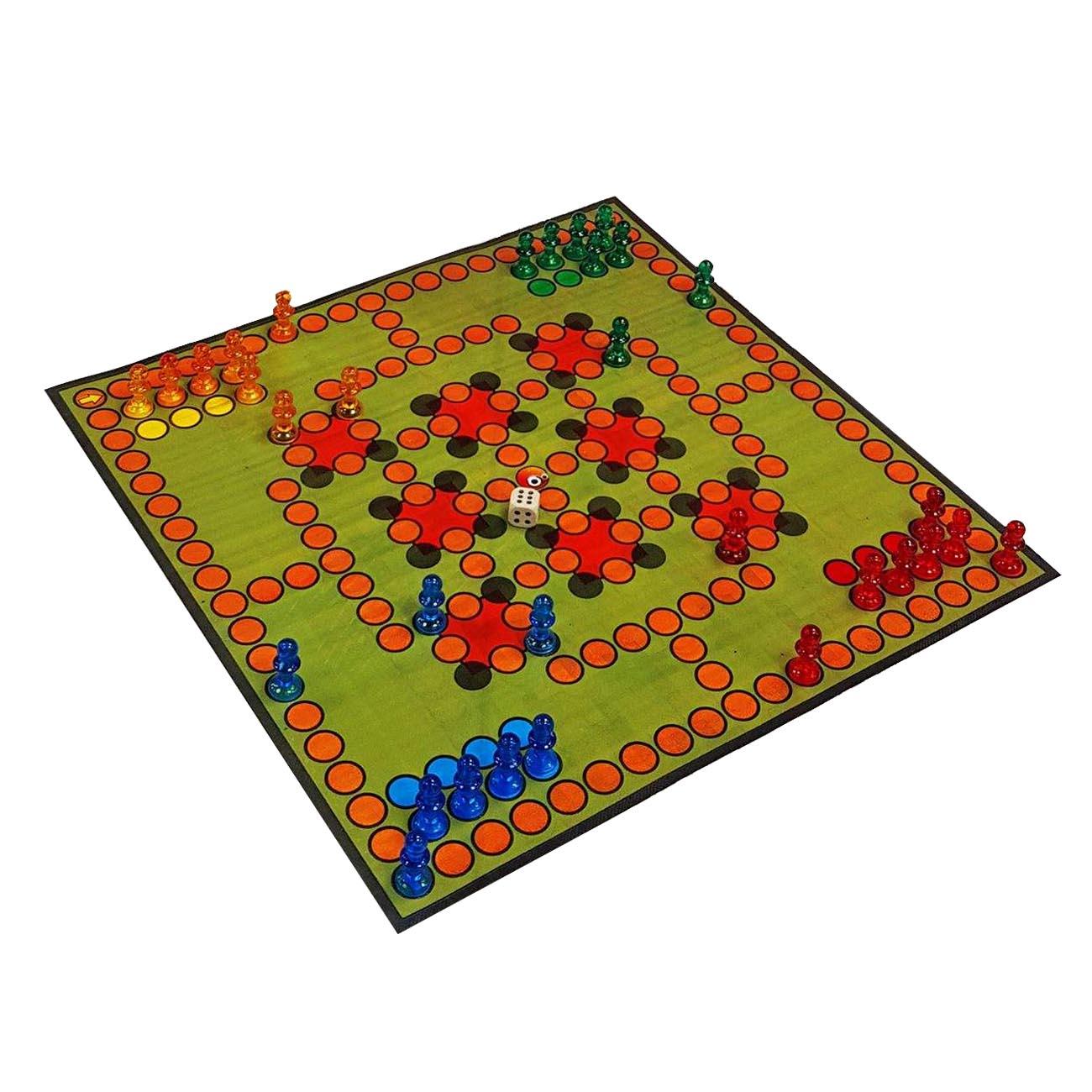 بازی فکری منچان مدل جزیره کد T002