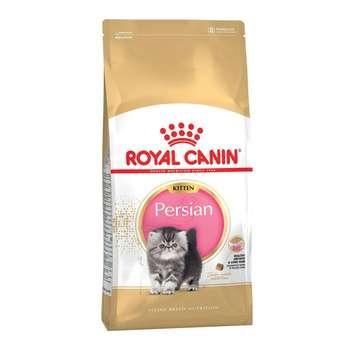 غذای خشک گربه رویال کنین مدل Kitten persian وزن 2 کیلوگرم
