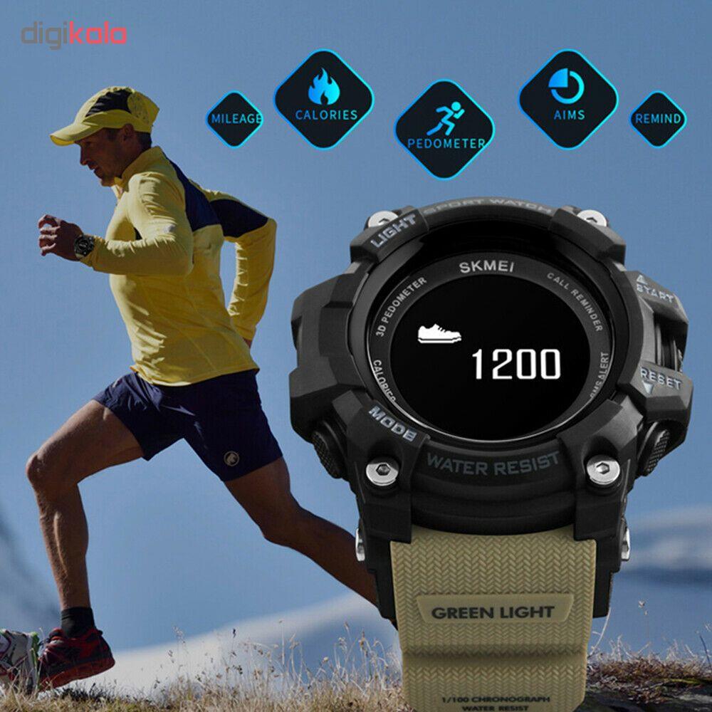ساعت هوشمند اسکمی مدل 18