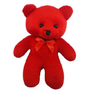 عروسک طرح خرس ارتفاع 12 سانتیمتر