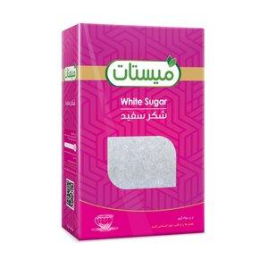 شکر سفید میستات مقدار 450 گرم