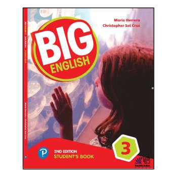 کتاب BIG ENGLISH 3 اثر mario herrera and christopher sol cruz  انتشارات رهنما