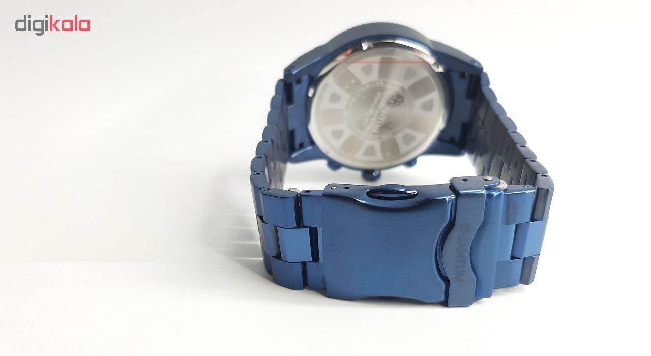 کد تخفیف                                      ساعت مچی عقربه ای مردانه کوانتوم کد PWG780.990