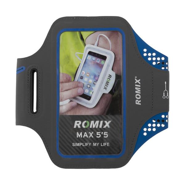 کیف بازویی رومیکس مدل RH18 مناسب برای گوشی موبایل تا سایز  5.5 اینچ