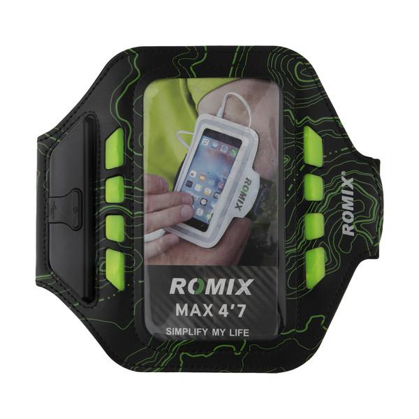 کیف بازویی رومیکس مدل RH19 مناسب برای گوشی موبایل تا سایز 4.7 اینچ