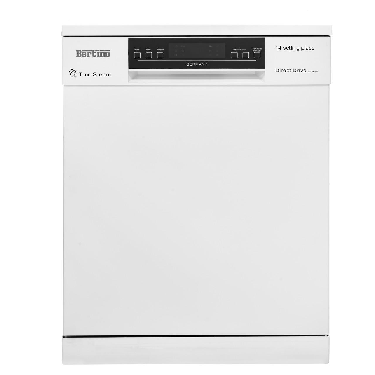 ماشین ظرفشویی برتینو مدل BWD1427