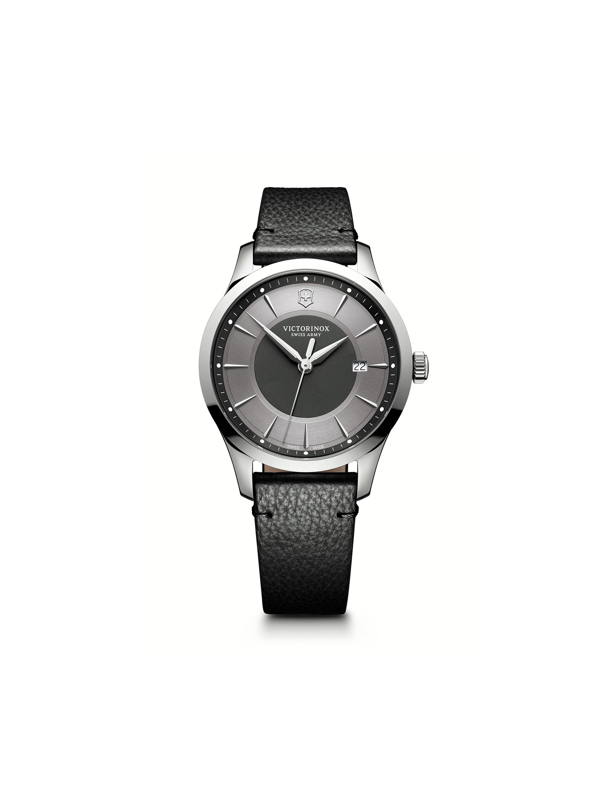 ساعت مچی عقربه ای مردانه ویکتورینوکس به همراه چاقو مدل 2404.1