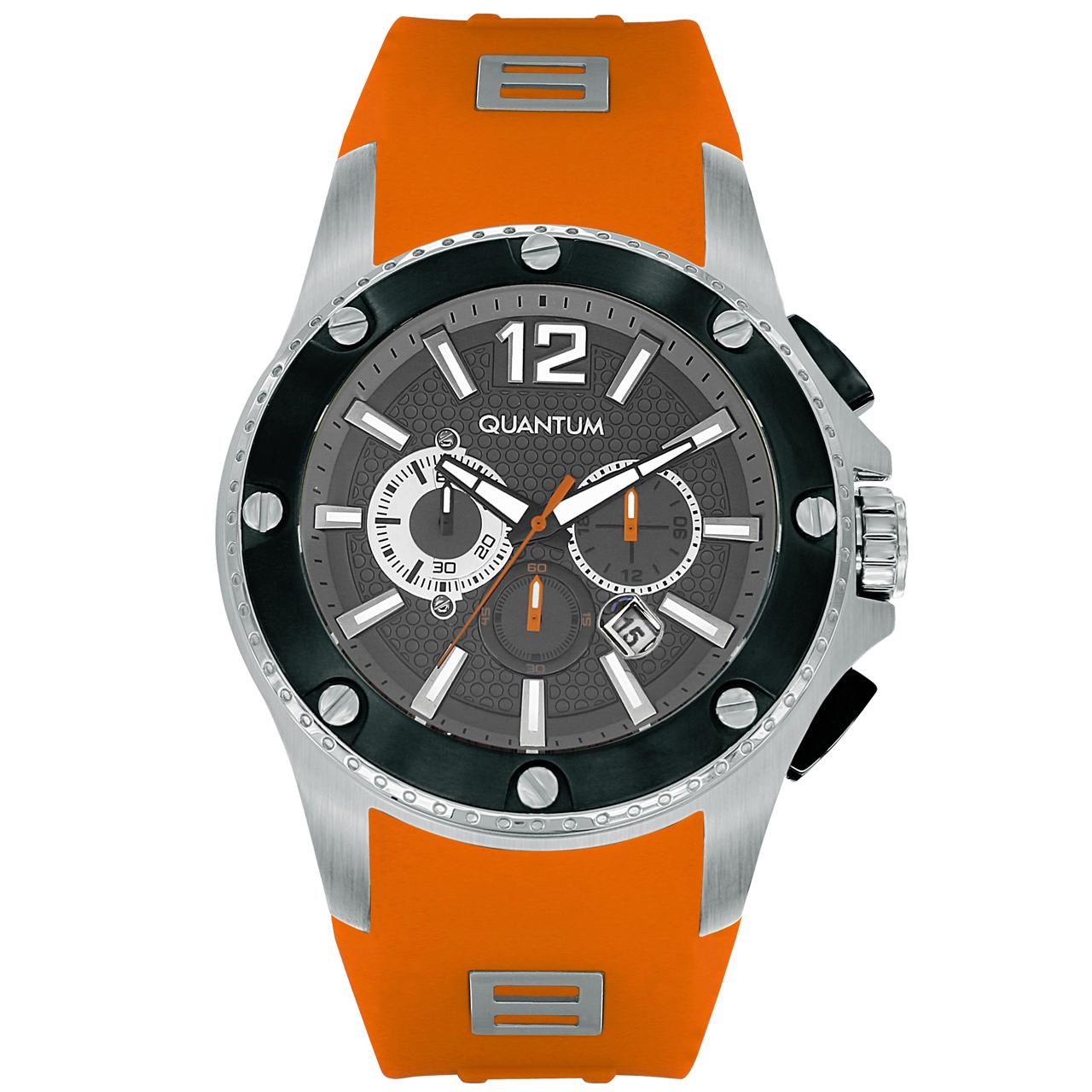 قیمت                      ساعت مچی عقربه ای مردانه کوانتوم کد HNG388.360