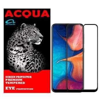 محافظ صفحه نمایش آکوا مدل SA مناسب برای گوشی موبایل سامسونگ Galaxy A20s