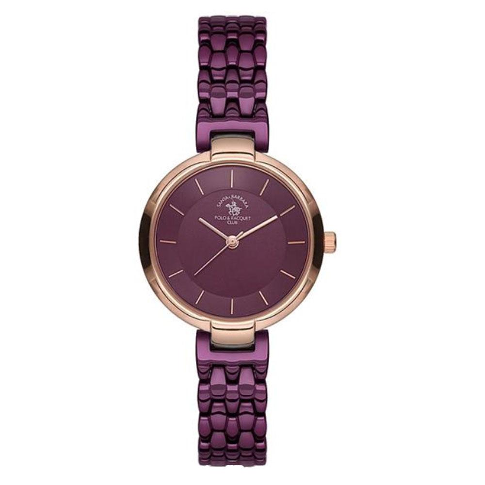 ساعت مچی عقربه ای زنانه سانتا باربارا کد SB.5.1181.7