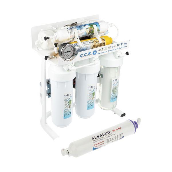 دستگاه تصفیه کننده آب سی سی کا مدل A7