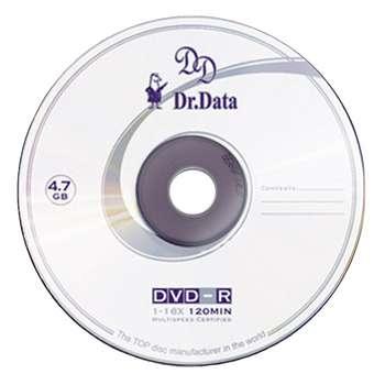 دی وی دی خام دکتر دیتا کد 9805 بسته 4 عددی
