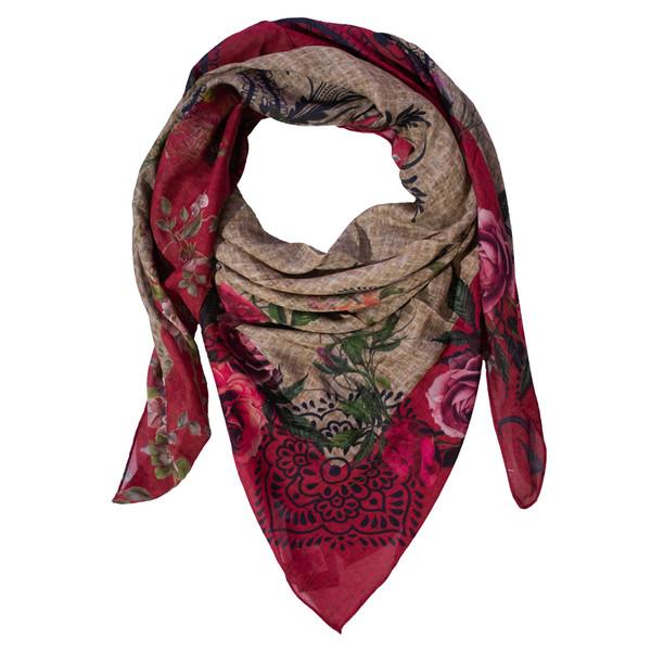 روسری زنانه اچارپ پاریس کد 0013
