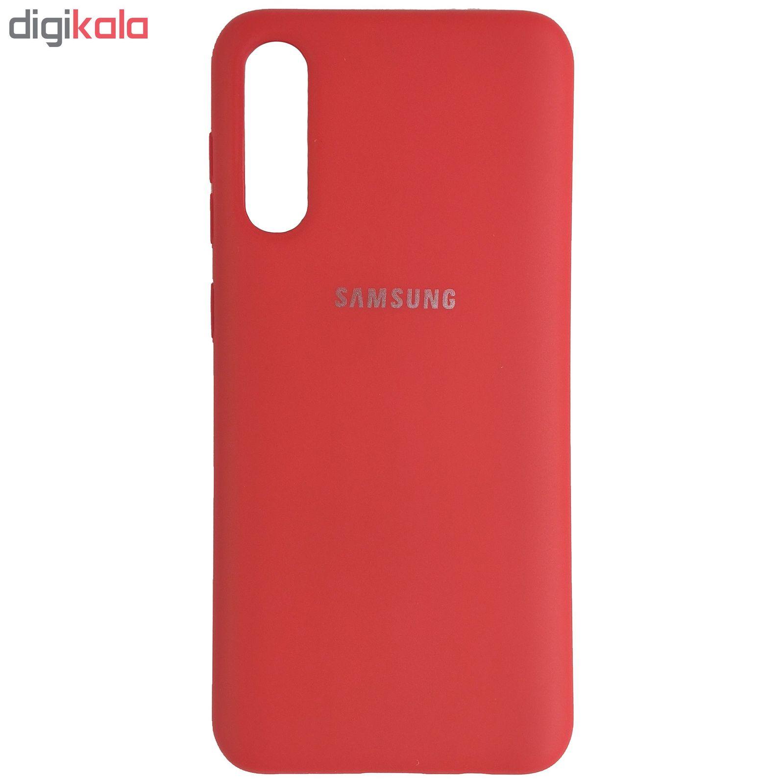 کاور مدل Sliokin مناسب برای گوشی موبایل سامسونگ Galaxy A50/A50s main 1 4